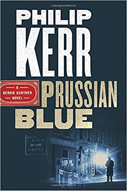 Philip Kerr: Prussian Blue