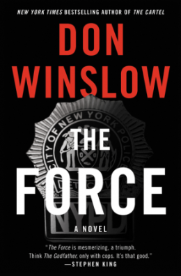 Don Winslow: The Force, HarperCollins 2017