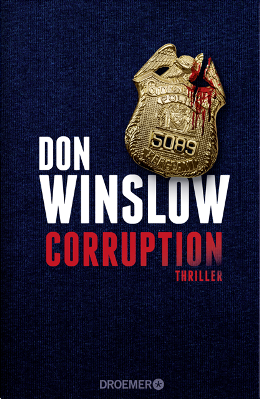 Don Winslow: Corruption, Droemer Knauer 2017