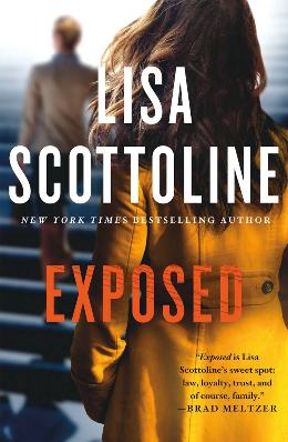 Lisa Scottoline: Exposed, 2017