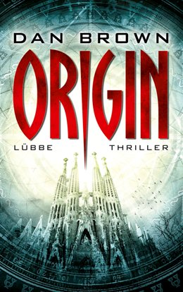 Dan Brown: Origin, Lübbe 2017