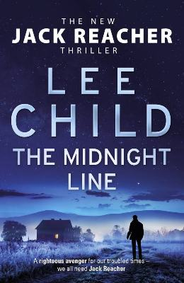 Lee Child: The Midnight Line, 2017