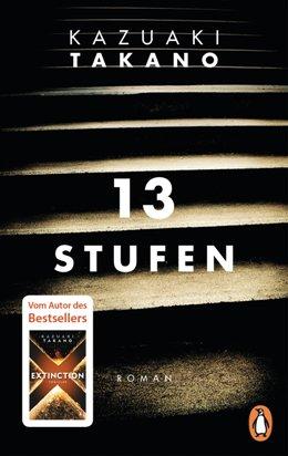 Kazuaki Takano: 13 Stufen, Penguin Verlag 2017